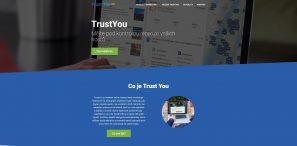 TrustYou web